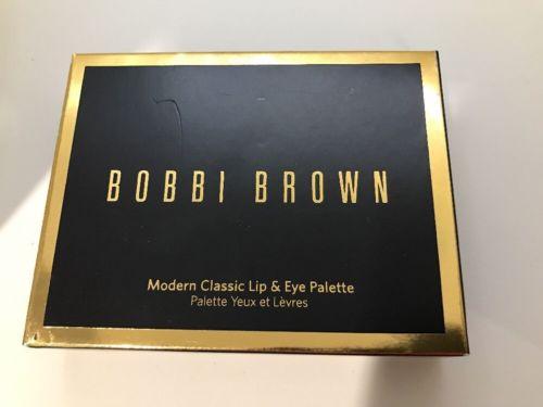 New 100% Authantic Bobbi brown modern classic lip and eye palette