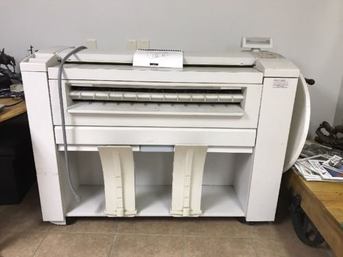 XEROX 3030 Engineering Copier D Size  IN WORKING ORDER Austin, TX Area