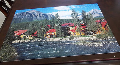 Kodacolor : Banff National Park, Canada 1000 pieces.  Puzzle is complete.