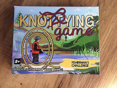 Fisherman's Challenge Knottying Game