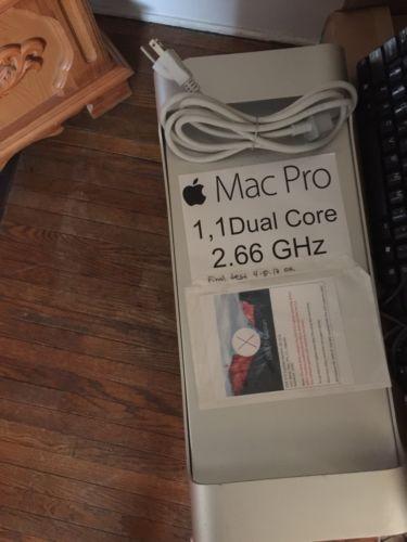 Mac Computer (16 GB RAM)