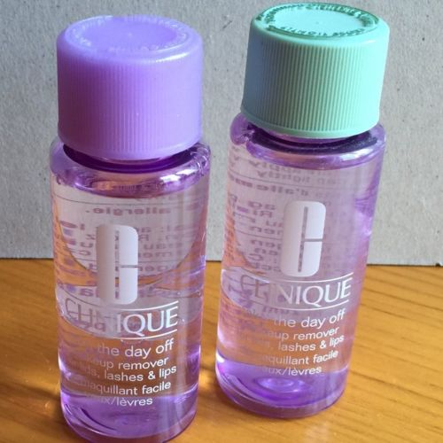 Clinique Eye Makeup Remover X2 Trial Size