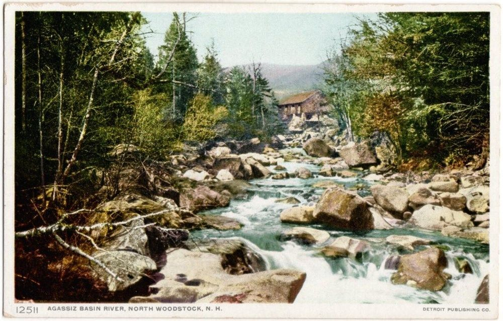 North Woodstock, NH - Agassiz Basin River - Phostint
