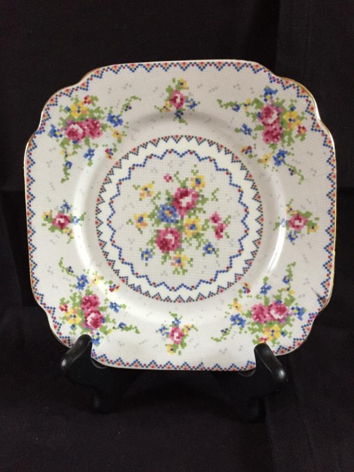 Royal Albert Petit Point Dessert / Pie Plate (More Available)