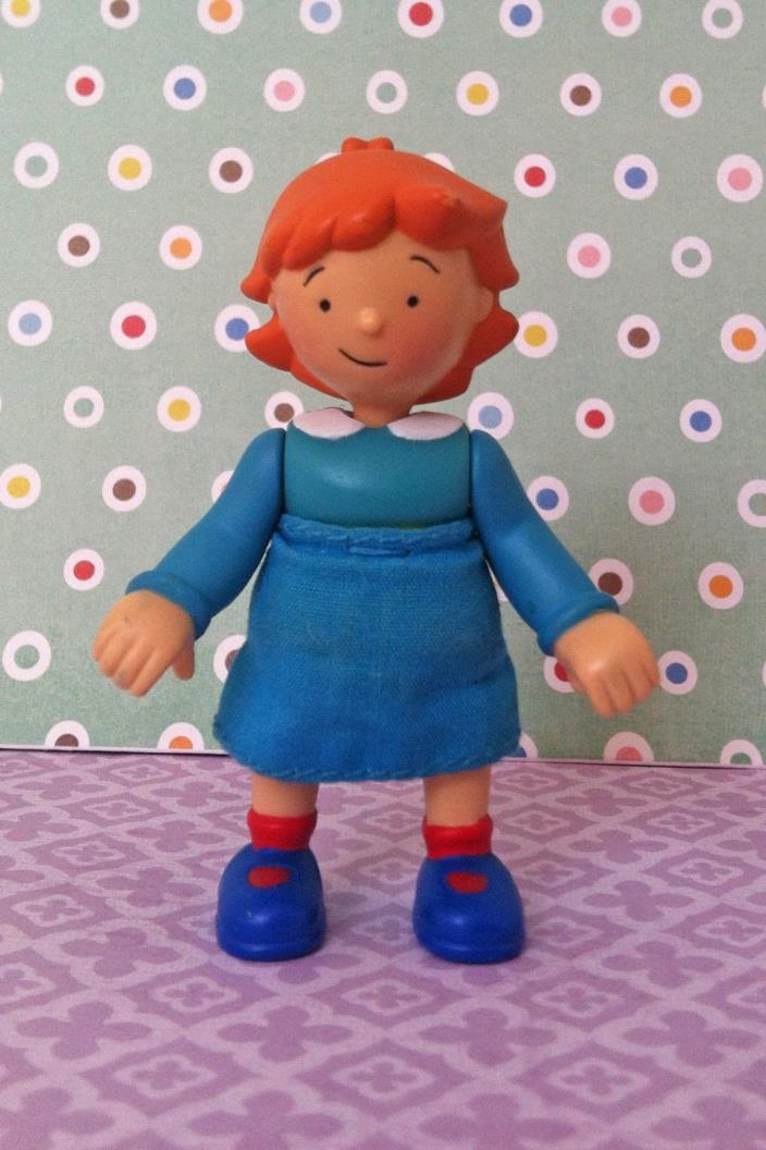 Caillou Sister Rosie Action Figure 3