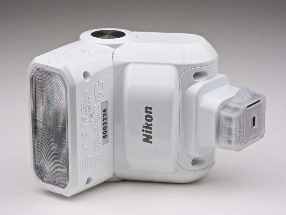 Nikon 1 SB-N7 Speedlight White EX-DEMONSTRATION UNIT