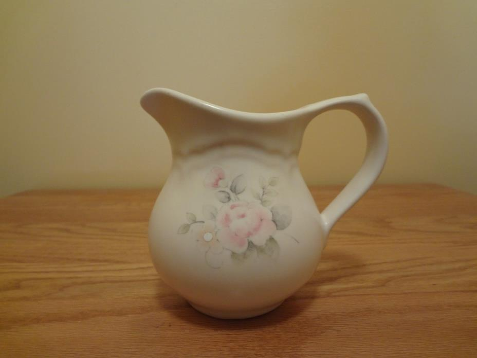 Pfaltzgraff Pitcher Tea Rose Pattern Free Shipping