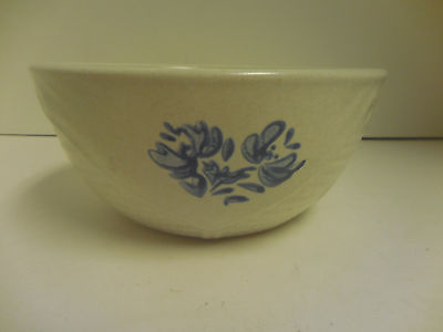 Pfaltzgraff Yorktowne Small Basket Weave Berry Bowl 4 3/4