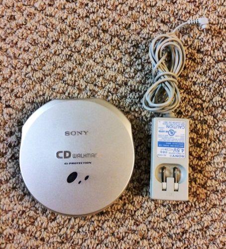 Sony D-EJ915 CD Walkman