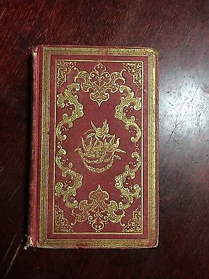 An Offering To Beauty Comprosing the Poetry of Woman by J.W. Hanson 1853 Book