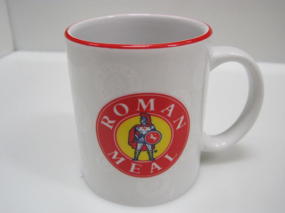 ROMAN MEAL BREAD COFFEE MUG