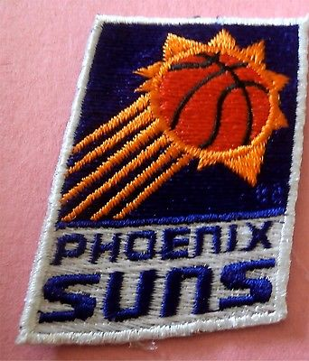 Phoenix Suns Logo NBA Basketball New Iron-On Patch