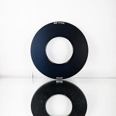 SINAR M67x0.75 filter holder adapter 547.81.039