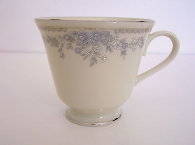 NEW LENOX China Tea Cup Cosmopolitan Collection Reverie Platinum Replacement USA