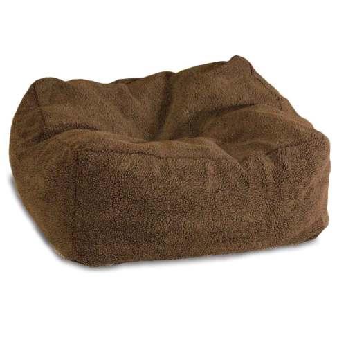 K&H Pet Cuddle Cube Pet Bed Large Mocha 32