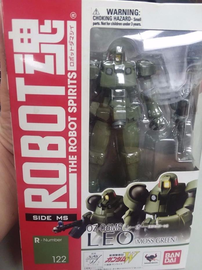 Bandai - The Robot Spirits - R122 OZ-06MS - Leo (Moss Green)
