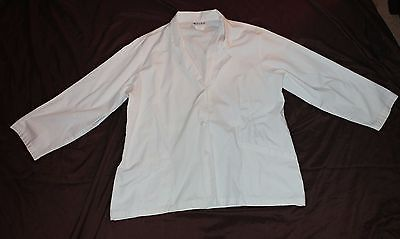 Women's White Size 2X Lab Coat