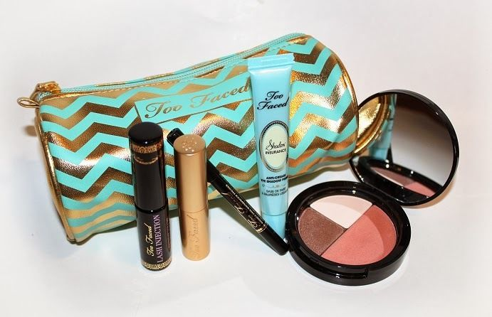 TOO FACED ~ ALL I WANT FOR CHRISTMAS GIFT SET (NEW)