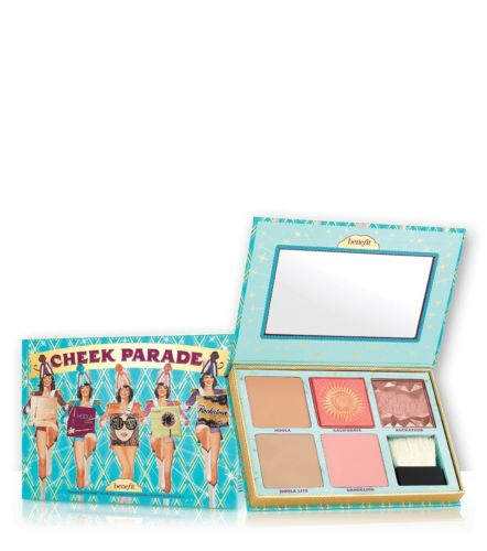 Benefit Cosmetics cheek Parade Palette Selling 2