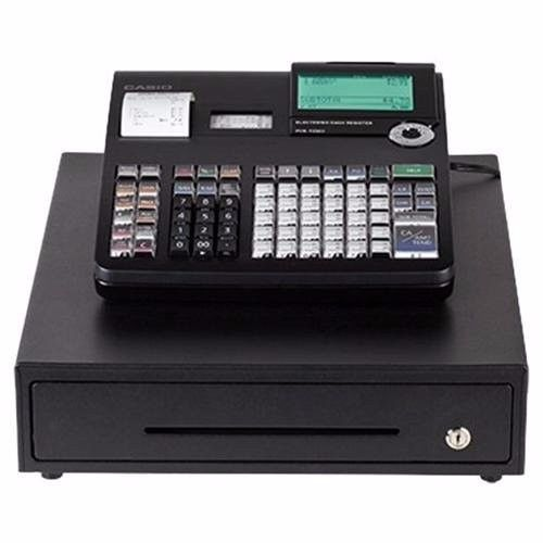 Casio PCR-T2300 Electronic Cash Register - 50 Clerks - 30 Departments
