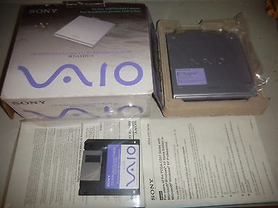 SONY Vaio PCGA-CD51 External CD-ROM Drive Interface PC Card