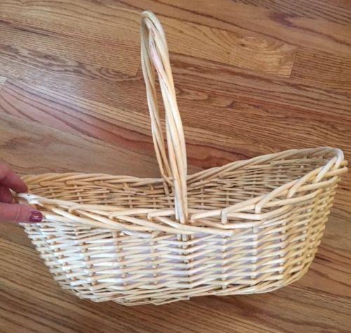 Large OVAL Basket 21