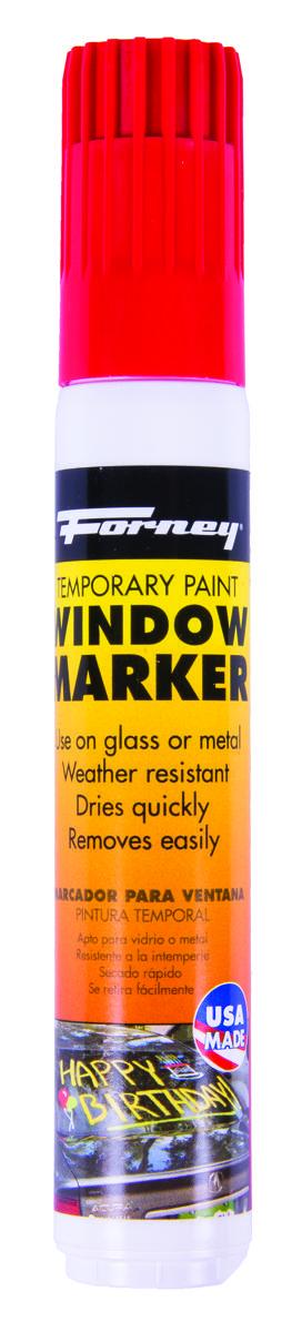 WINDOW MARKER RED 20ML