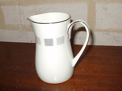 Noritake Arroyo cream pitcher