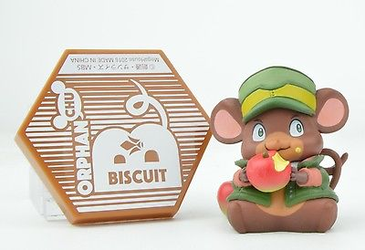 Gundam Iron Blooded Orphans 3-Inch Mini-Figure - Biscuit