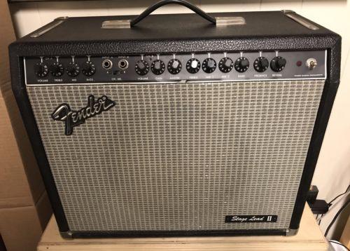 Fender Stage Lead II