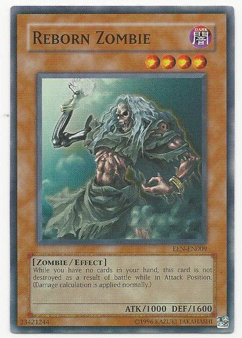 Reborn Zombie EEN-EN009 Unlimited