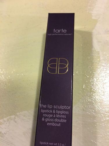TARTE Double Duty Beauty The Lip Sculptor Double Ended Lipstick & Gloss - Basic