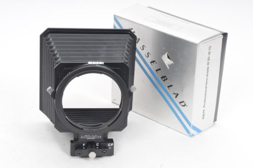 Hasselblad Proshade 40676 w/B60 Adapter Bellows Lens Shade                  #714