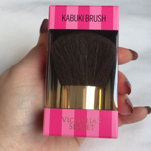 NIB Victoria's Secret KABUKI Makeup Cosmetic Brush