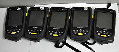 (5) Symbol  Motorola PPT8846-R3BZ00WWR Barcode Scanners Pocket PCs