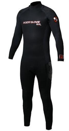 Body Glove EVX 7mm Men Large Full Wetsuit for Scuba Diving or Snorkeling
