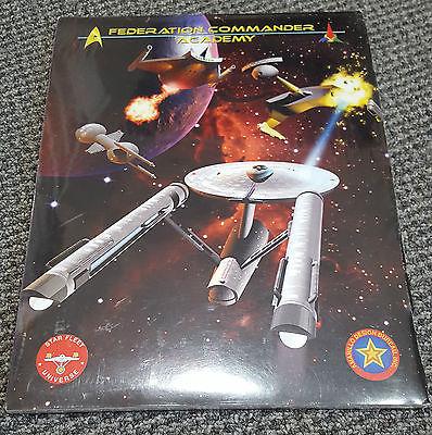 Federation Commander - Academy - Amarillo Design Bureau Stock #4003