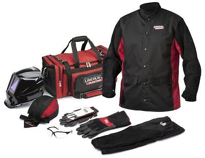 Lincoln Premium Welding Gear Ready-Pac K3236-XL free shipping
