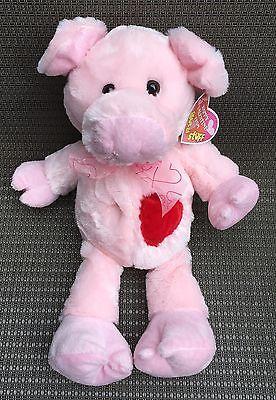 Plush Pink Bear. 16