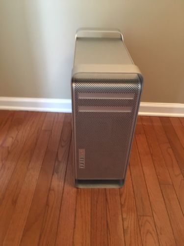 2009 mac pro Quad Core 2.66Ghz Processor.