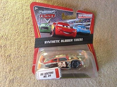 Disney Pixar World of Cars RE-VOLTING # 84 Kmart Synthetic Rubber Tires