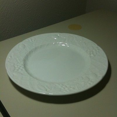 Mikasa English Countryside DP900 Round Platter Chop Plate 12 5/8