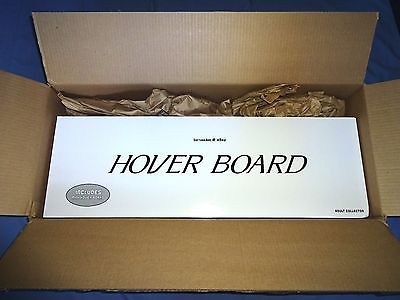 Hover Board Full Size 1:1 Replica with Mini Back to the Future Mattel New Sealed