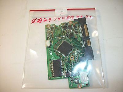 IDE Hard drive logic board - Seagate - Western Digital - 02929740BA21- P