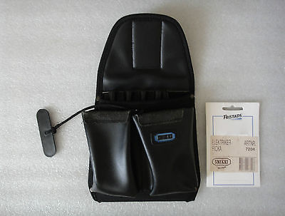 FRISTADS SNIKKI Electrician Leather Tool Belt Pouch Clip Holster Holder 7204