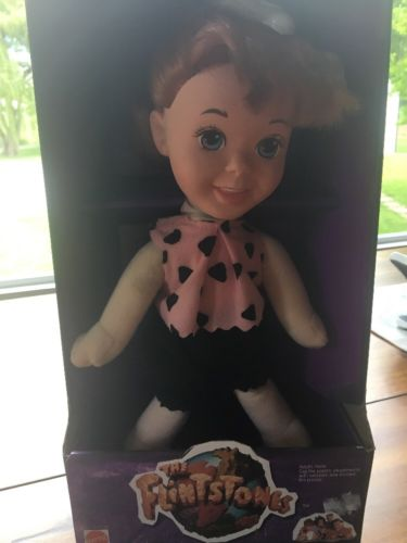 flintstones pebbles doll