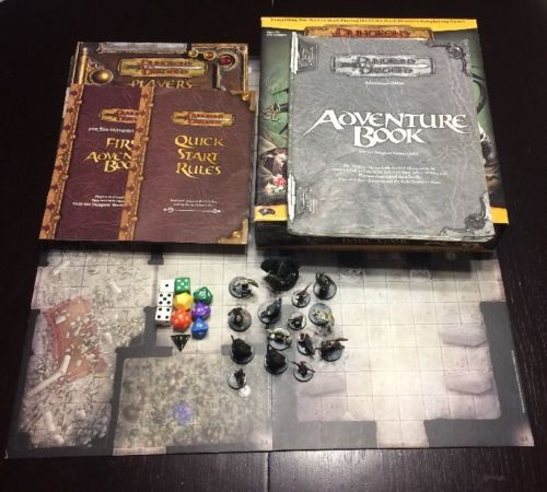 Dungeons & Dragons Basic Game