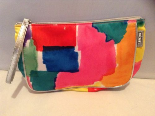 New without Tags Clinique cosmetic makeup bag
