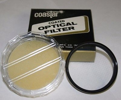 NEW Coastar  55mm Optical Filter 1A
