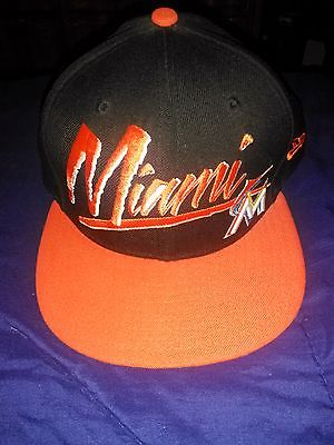 miami marlins new era snapback